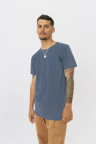 Real teal t-shirt