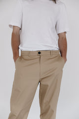 Lightweight cotton pants