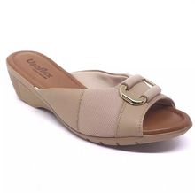 Load image into Gallery viewer, Casual Clog for Bunion Camel - AA0913