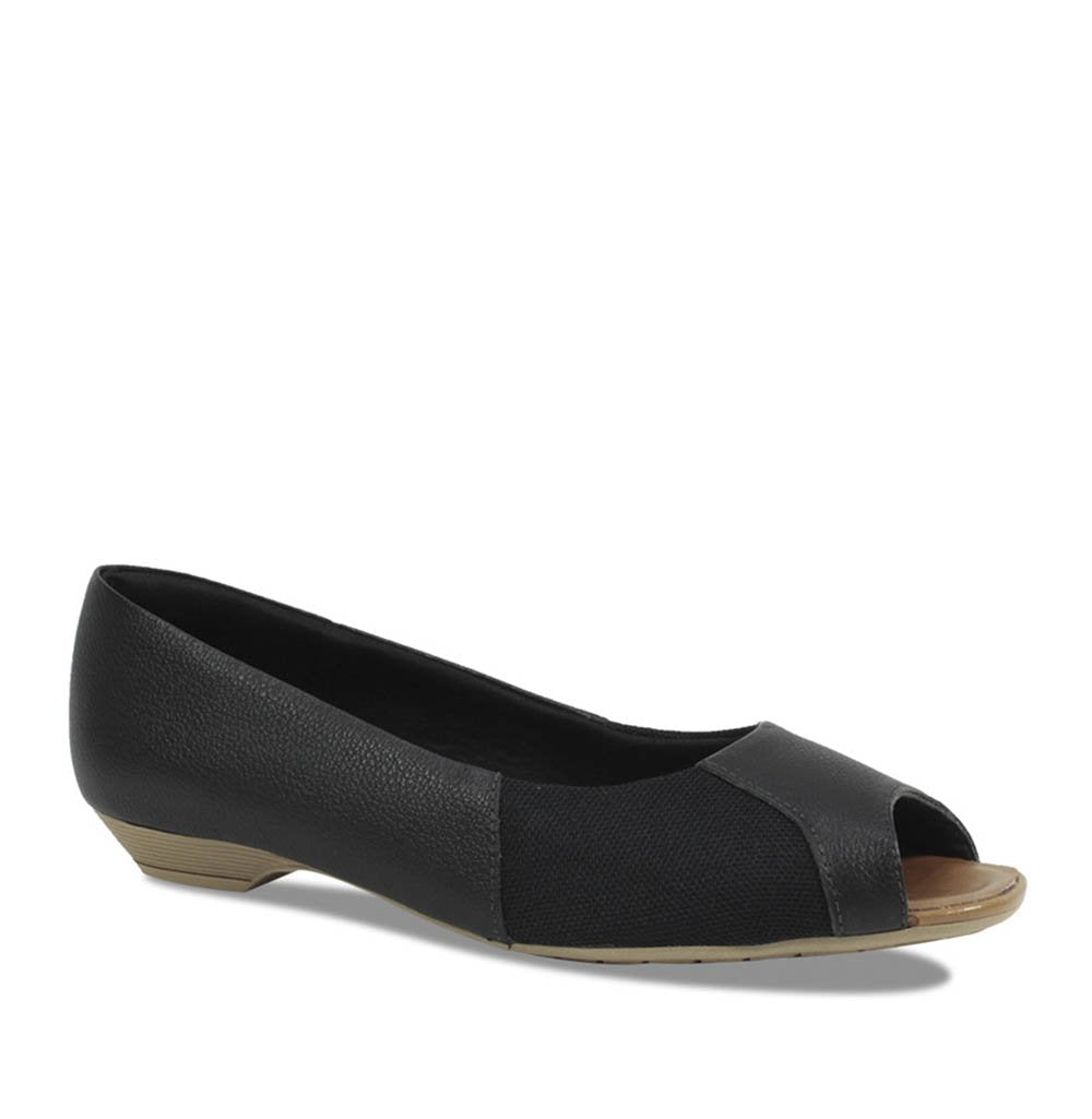 Peep Toe Bunion Black - AA4105