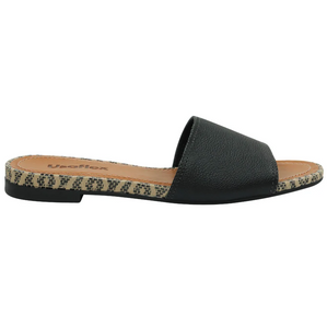 Napa Travel Sandal in Black - AA5509
