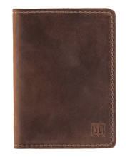 Load image into Gallery viewer, Leather Wallet in Brown-C010