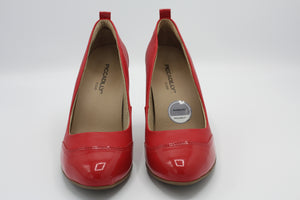 High Heel Pumps Red- 695003