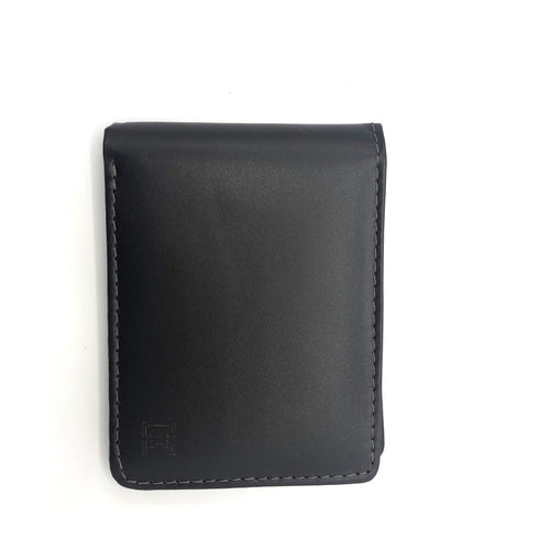 Leather Wallet in Coffee-C016