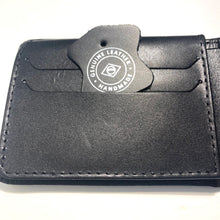 Load image into Gallery viewer, Leather Wallet in Black-C016