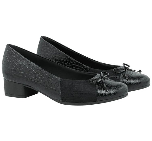 Aramado Casual low heel Bunion Black - AB6804