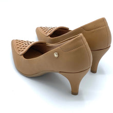 Load image into Gallery viewer, Caprina  Casual low heels in Camel - 1278-021