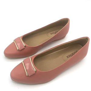 Casual Moccasin Old Pink - AB6209