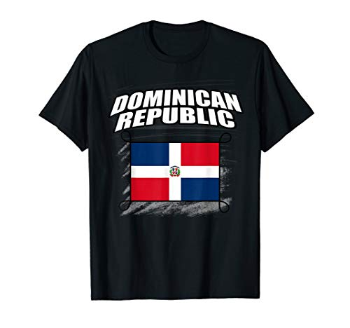 Dominican Republic Flag Shirt Republica Dominicana Camiseta