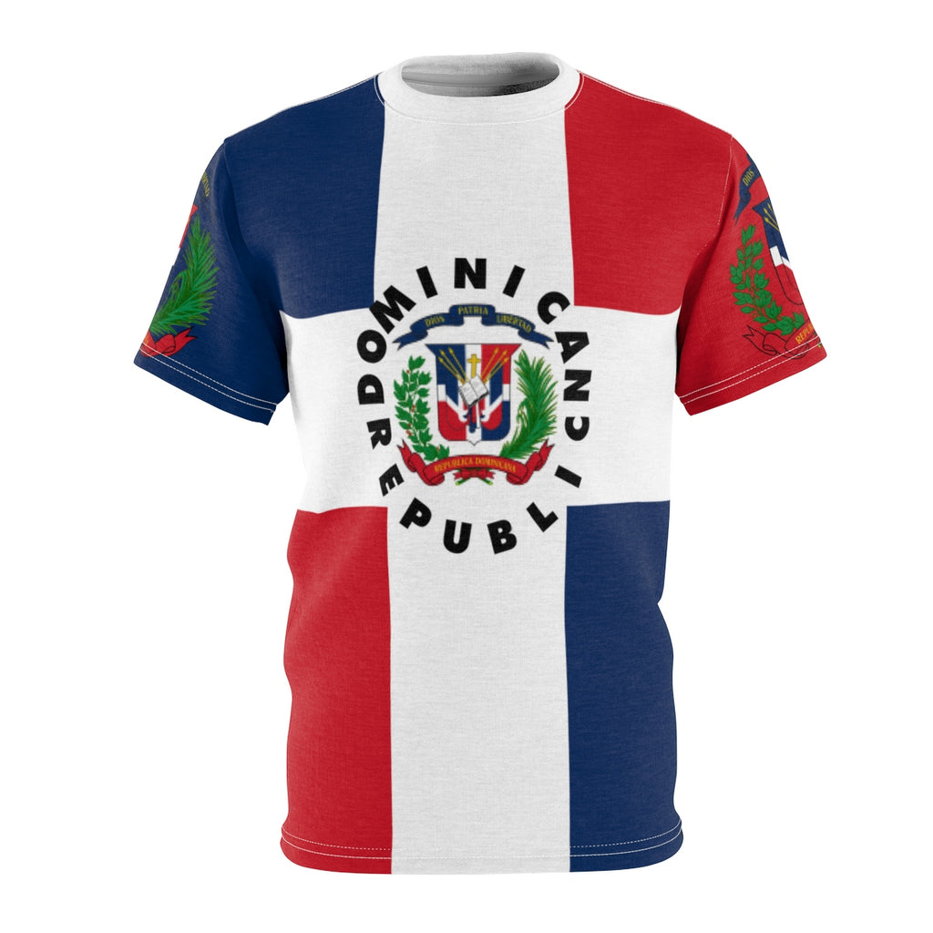 Dominican Republic All Over Print Shirt by FestivalRD