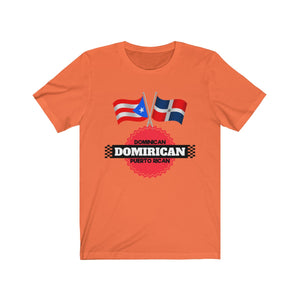 Domirican Unisex Jersey Short Sleeve Tee by Amazing Products eStore