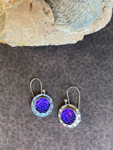 Load image into Gallery viewer, Vintage Glass Earrings