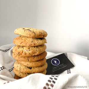 Cookies double Chocolat Valrhona [IDEAL POUR ENFANTS]