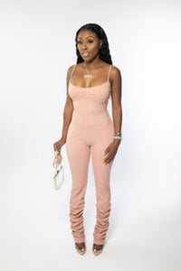 Latoya Rushed Bodysuit set