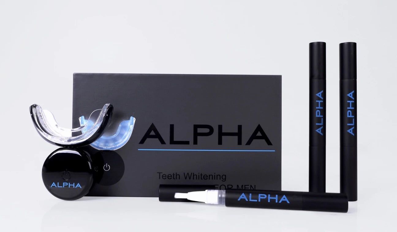 ALPHA Teeth Whitening Kit