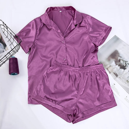 LUCY SET - Purple