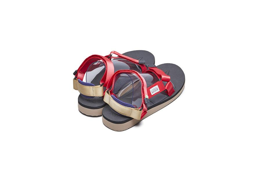 Suicoke DEPA-CAB Red/Black