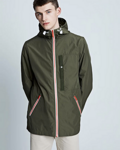 Original Nylon Anorak Jacket (Men's Sample)