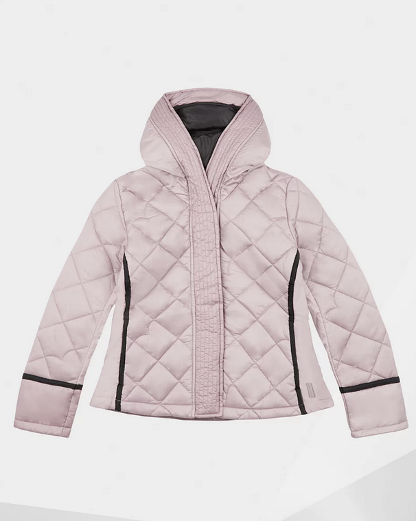 Refined Insulated Quilted Jacket (Women's Sample)