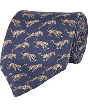 teren tie royal blue u58285053 Tiger of Sweden