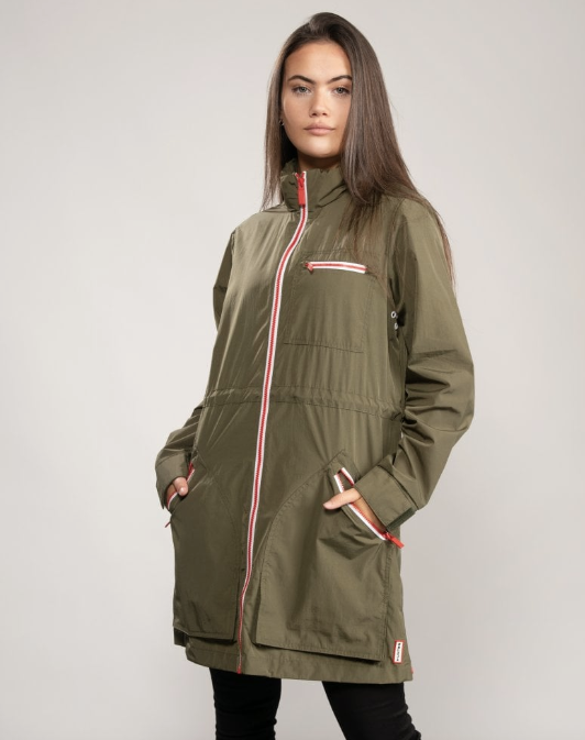 Original Nylon Parka (Women's Sample)
