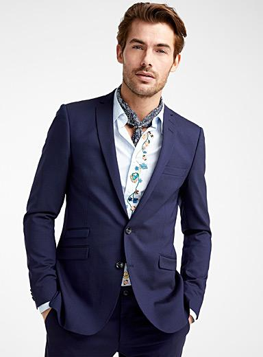 nedvin suit midnight blue t56431195s Tiger of Sweden