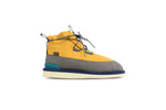 Suicoke Aim?? Leon Dore Edition HOBBS Yellow
