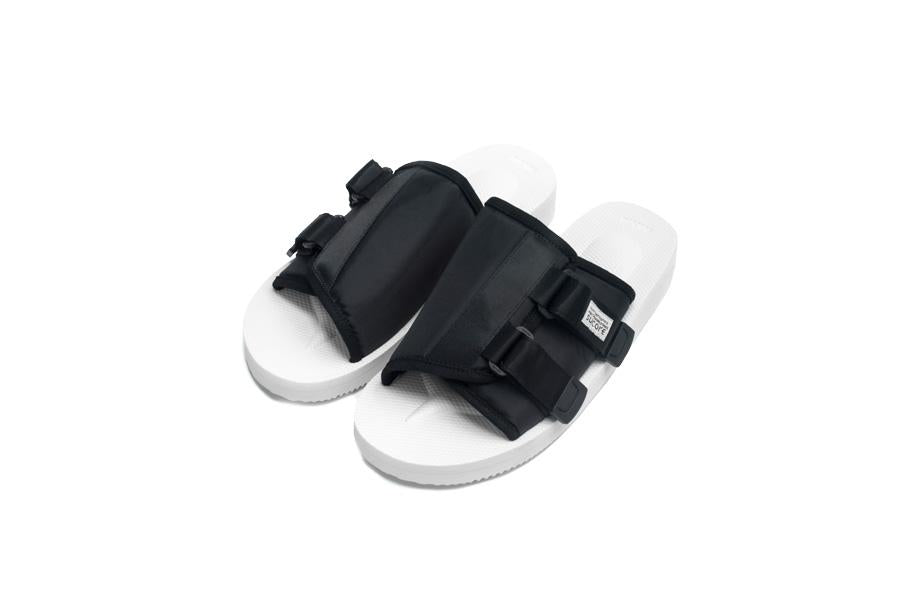Suicoke John Elliott edition KAW-Cab Black & White