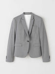 tessan jacket light grey melange s67220002 Tiger of Sweden