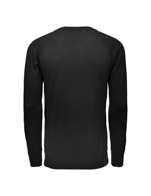 terry pullover black t31282095z Tiger of Sweden