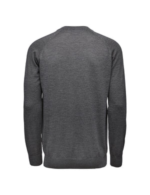 terry pullover grey street t31282095z Tiger of Sweden