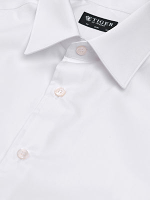 farrell shirt pure white t62637014z Tiger of Sweden