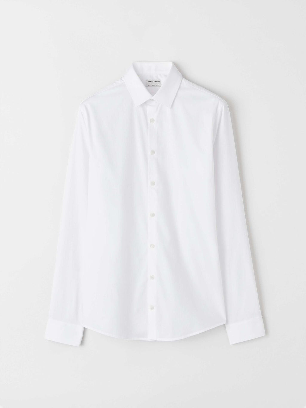 filbrodie shirt pure white t65117003 Tiger of Sweden
