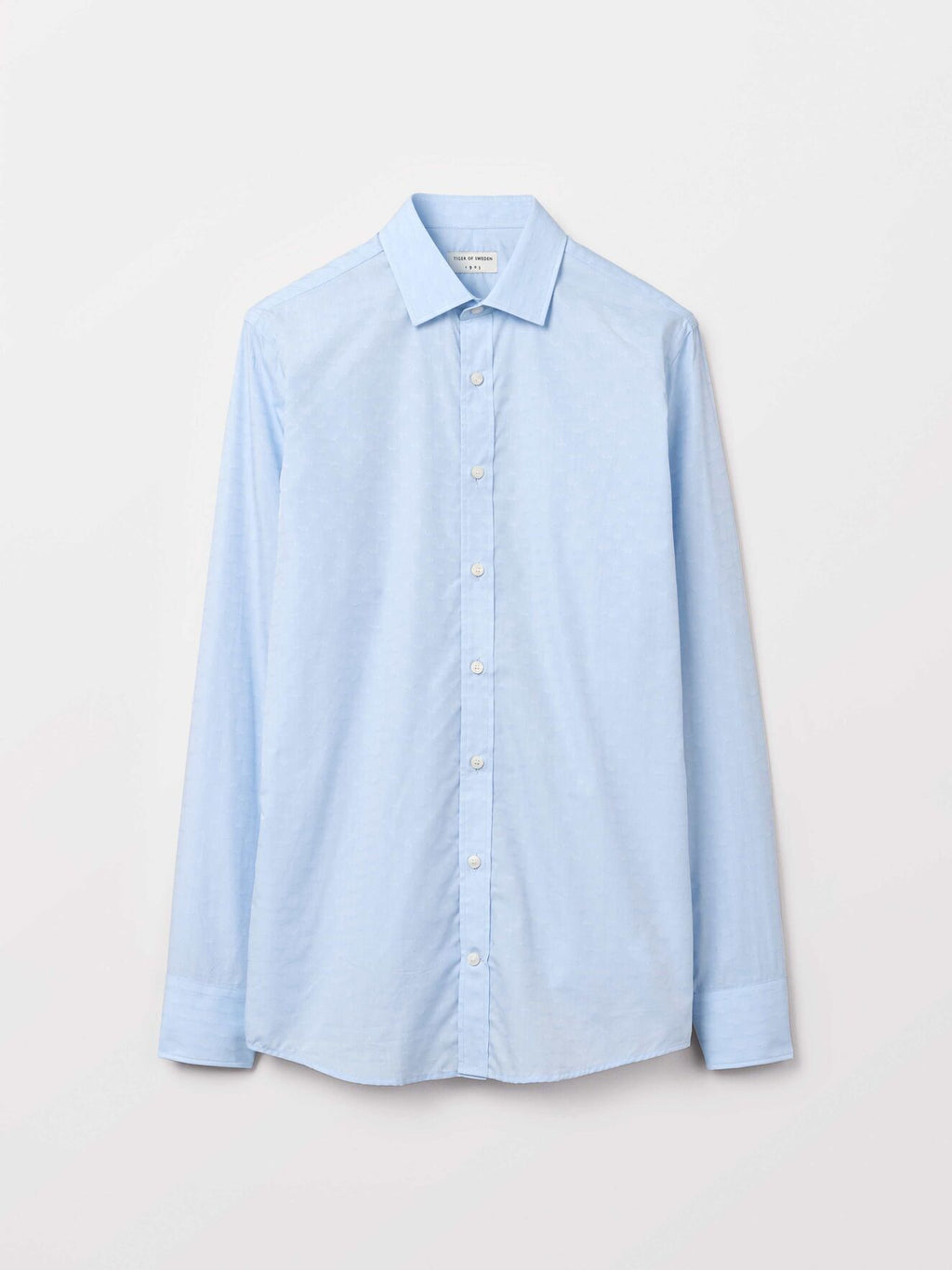 fridolf shirt airy blue t66637001 Tiger of Sweden