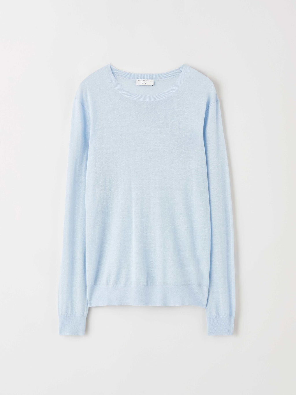 concolor pullover airy blue t68260002 Tiger of Sweden