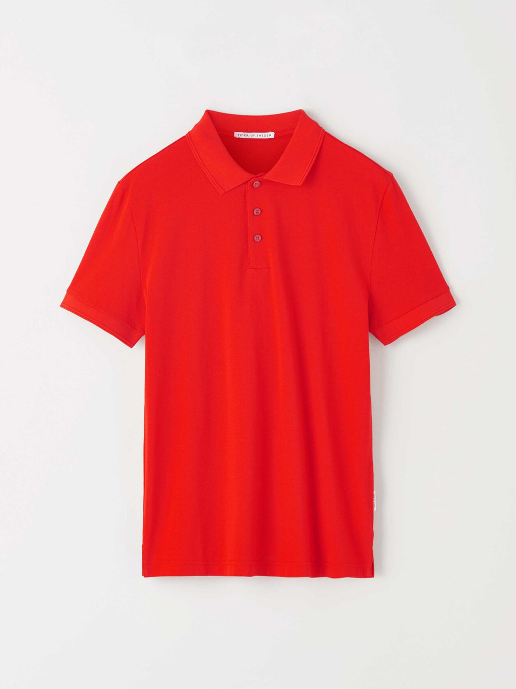 darios shirt flame red t68618001 Tiger of Sweden