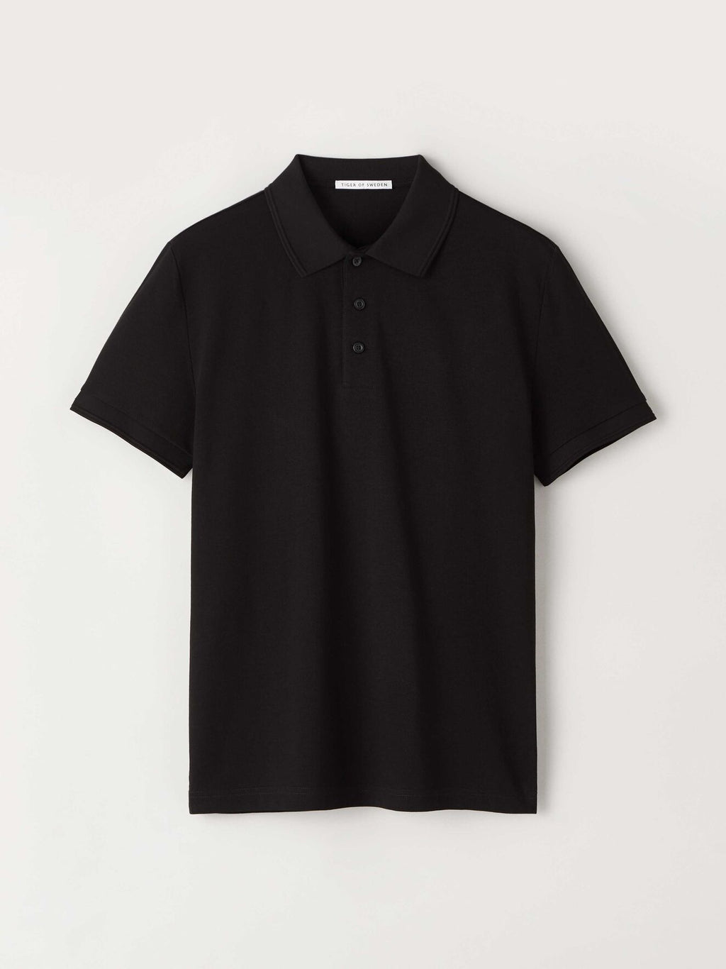 darios polo black t68618002 Tiger of Sweden
