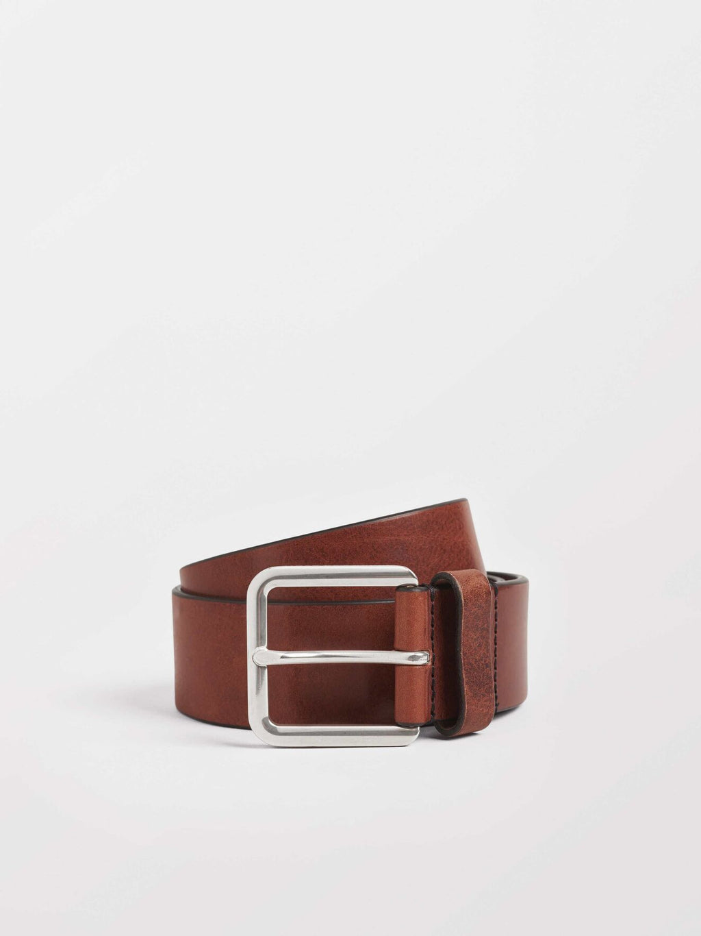 barrent belt dark brown u53330023z Tiger of Sweden