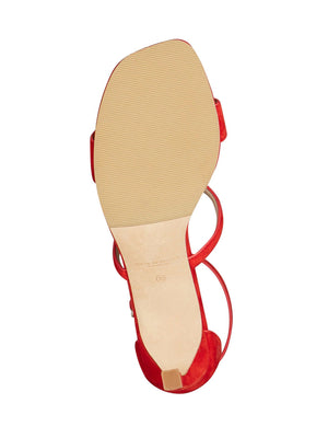 nexoe sandals bright orange u65013004 Tiger of Sweden