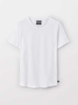 corey sol t shirt white w51831022z Tiger of Sweden