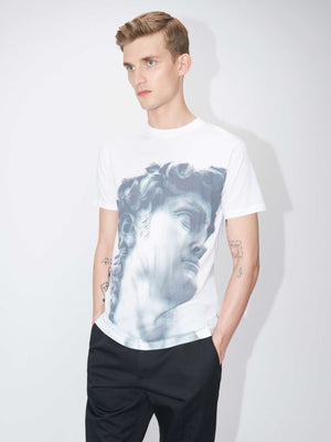 fleek t shirt white w51831083 Tiger of Sweden