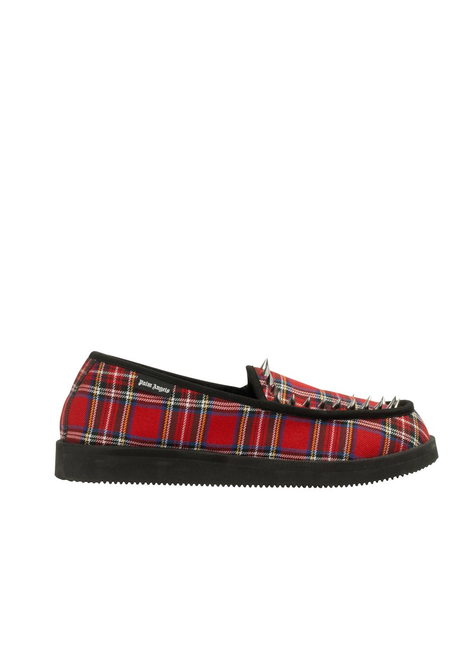 Suicoke Palm Angels Edition SSD Tartan Red