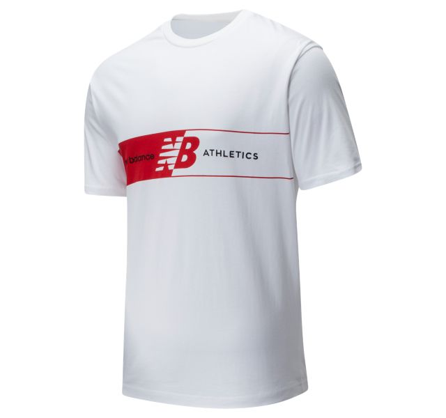 B Athletics Keyline Tee (Men's Sample)