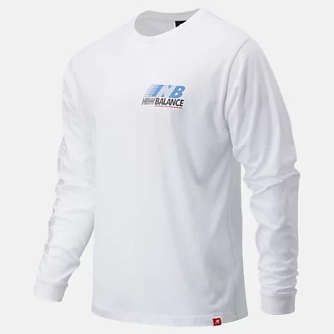 Essentials Speed Long Sleeve Tee (Men's Sample)