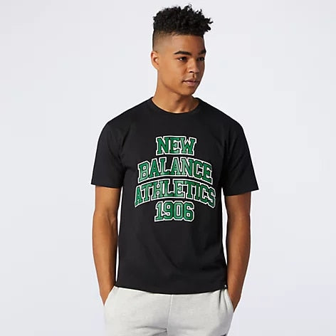 NB Athletics Varsity Spec Tee (Men's Sample)