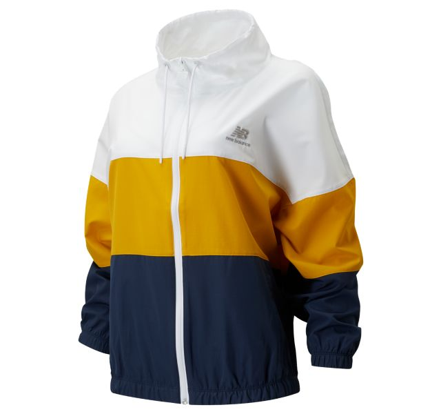 NB Athletics Windbreaker (Women's Sample)