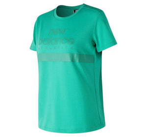 NB Athletics Mesh Tee (Women's Sample)