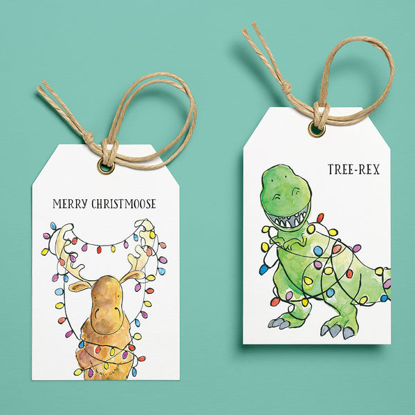 Christmas Tags - Printable