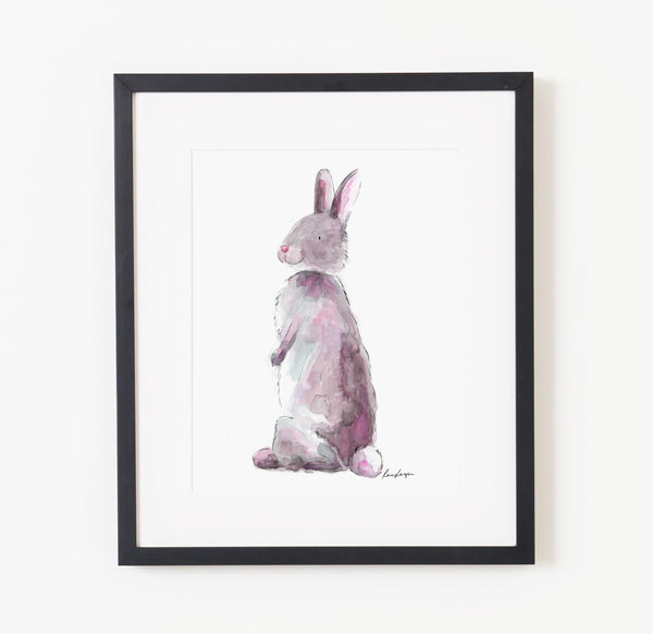 Esme the Bunny - Raewyn Pope Illustration