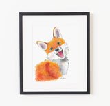 Felix the Fox - Raewyn Pope Illustration